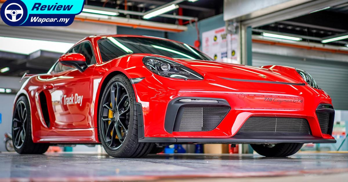 Review: Porsche 718 Cayman GT4, a perfectly irrational middle finger to turbo+DCT  sports cars 01