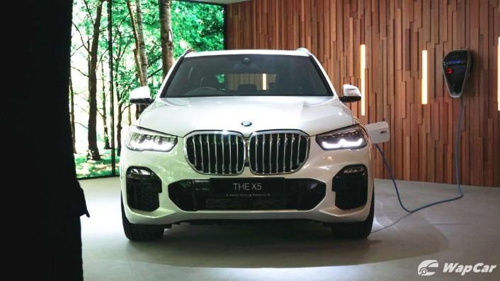 2020 BMW X5 xDrive45e M Sport  Exterior 002