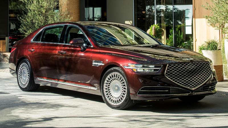 Hongqi H9 is now exported to Korea, this is not a joke 02