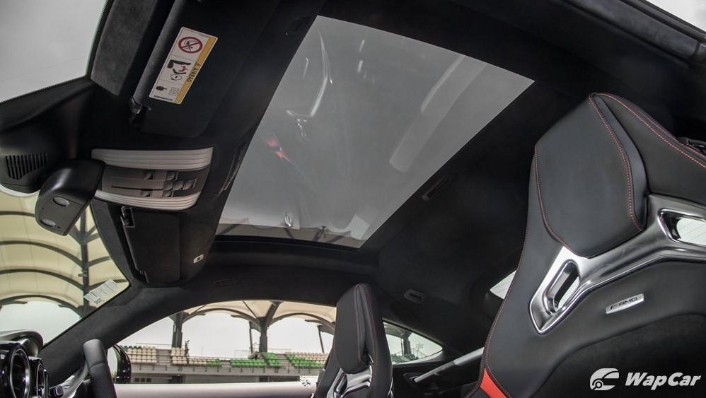 2019 Mercedes-Benz AMG GT C Interior 007