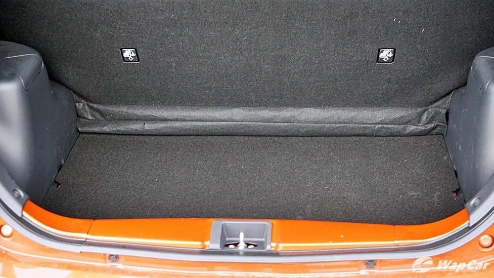 2019 Perodua Axia Style 1.0 AT Interior 055