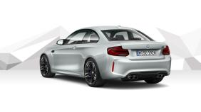 2019 BMW M2 Competition DCT Exterior 012