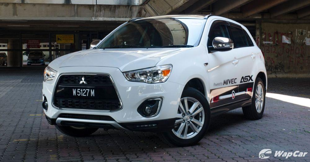 Mitsubishi ASX – Old but is it still worth your attention? 01