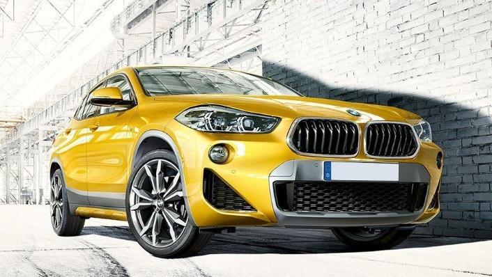 BMW X2 (2019) Exterior 001