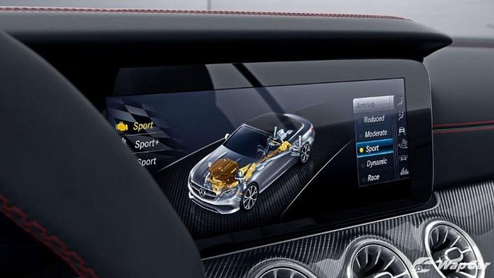 2020 Mercedes-Benz CLS Interior 003