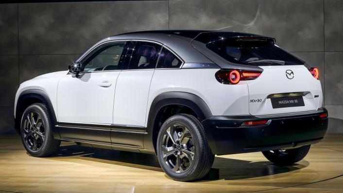 2020 Mazda MX-30 Upcoming version Exterior 002