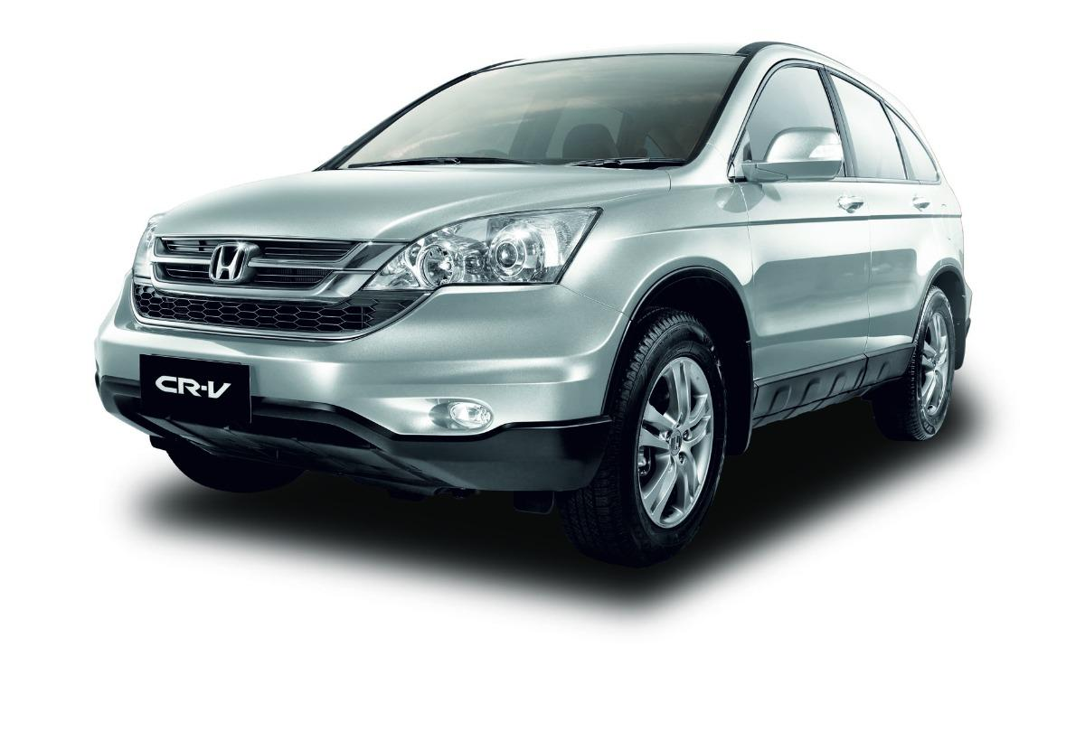 Honda CR-V recalled for airbag replacement