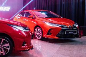 2021年,Toyota将从大马Honda手中夺回第一非国产汽车品牌的称号