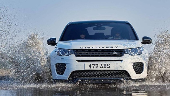 Land Rover Discovery Sport (2017) Exterior 005