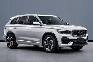 Looks like a Volvo XC90? This is the Geely KX11, leaked ahead of launch!