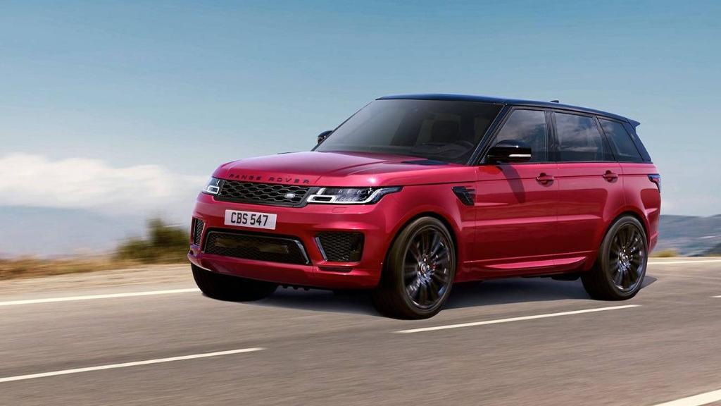 Land Rover Range Rover Sport (2017) Exterior 001