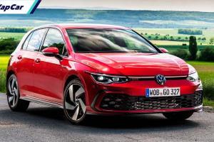 VW Golf GTI Mk8 2021 CKD – harga dengan pengecualian cukai SST tidak mustahil?
