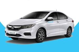 Honda Malaysia and SoCar provides 50 Honda Citys for frontliners