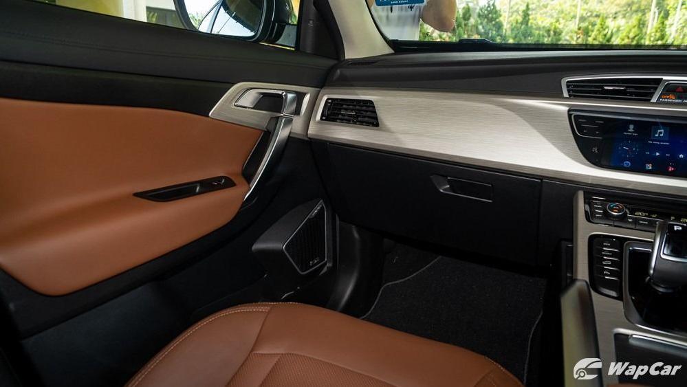 2020 Proton X70 1.8 Premium 2WD Interior 007