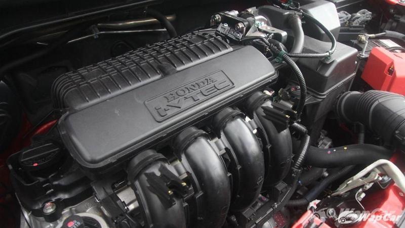 Gambar langsung: Honda Jazz RS 2020 ditayang di Pameran Motor Antarabangsa Bangkok 02