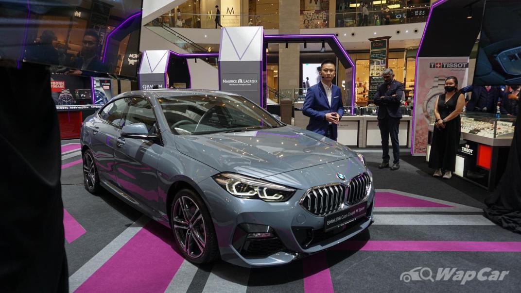 2020 BMW 2 Series 218i Gran Coupe Exterior 027