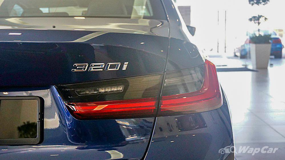 2020 BMW 3 Series 320i Sport Exterior 062