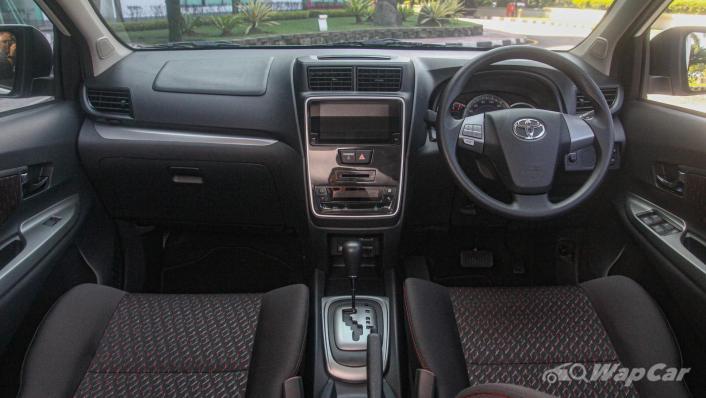 2019 Toyota Avanza 1.5S+ Interior 001