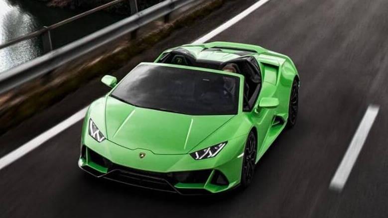 Lamborghini Huracán (2019) Exterior 014