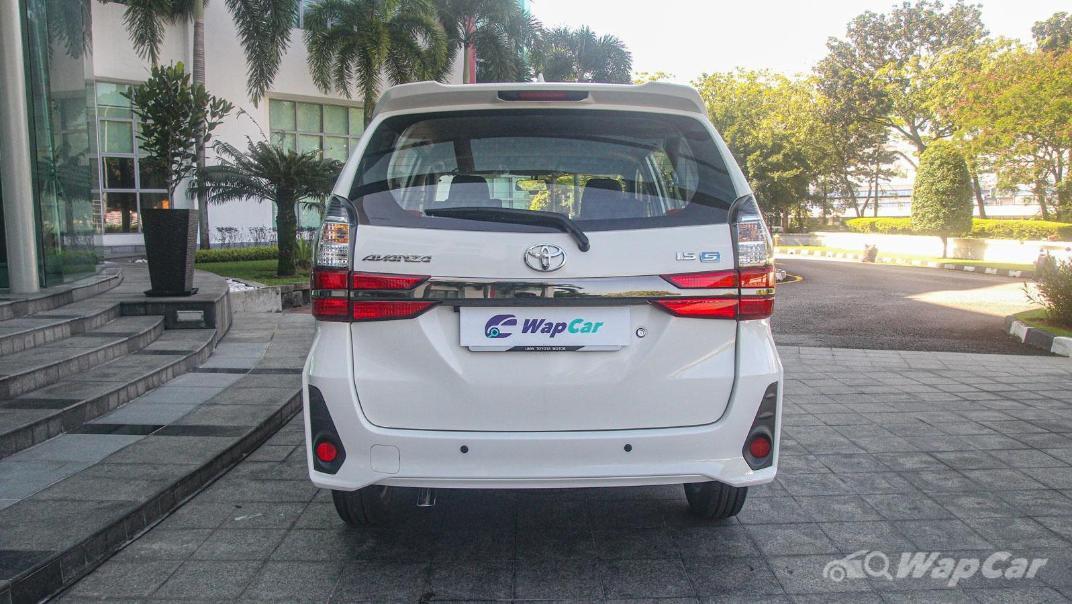 2019 Toyota Avanza 1.5S+ Exterior 006