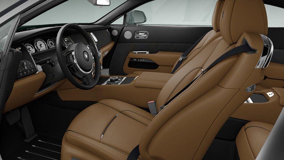 2013 Rolls-Royce Wraith Wraith Interior 002