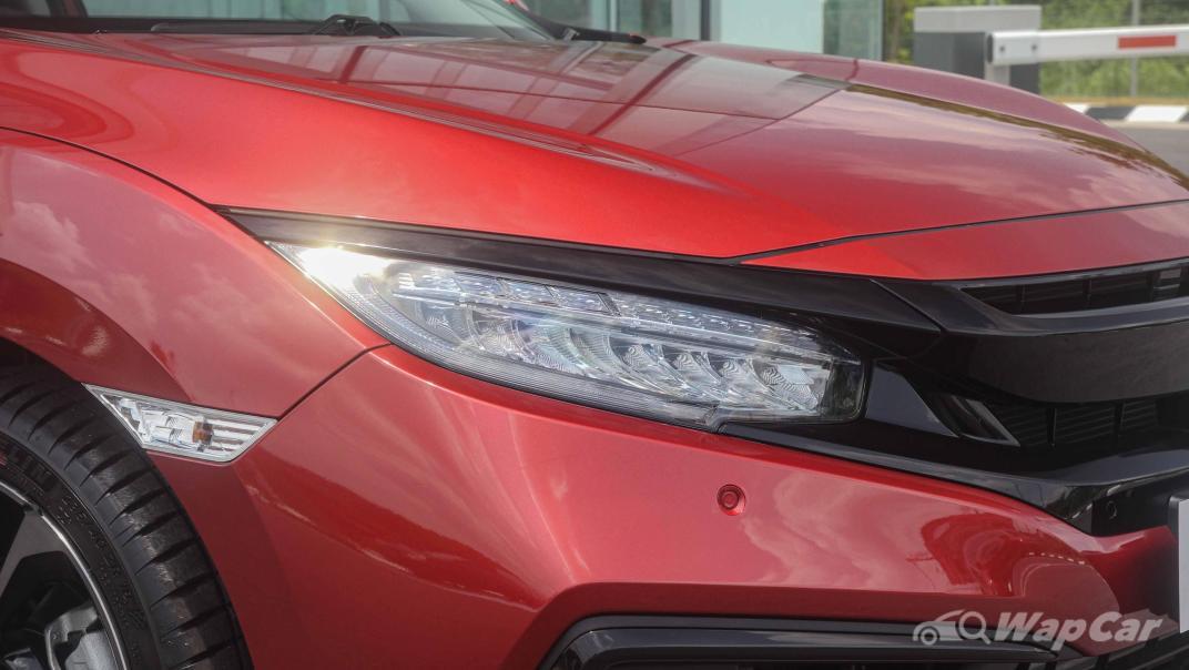 2020 Honda Civic 1.5 TC Premium Exterior 073