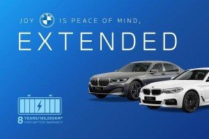 BMW Malaysia upgrades hybrid battery warranty to 8-year/160k km, also available for existing owners