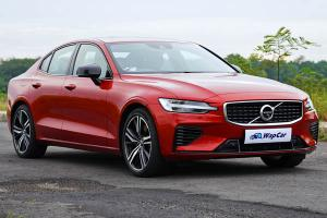Review: Volvo S60 T8 R-Design – Much better than a Mercedes?
