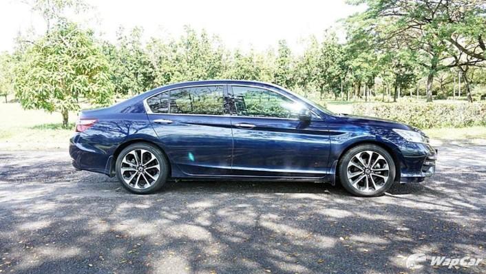 2018 Honda Accord 2.4 VTi-L Advance Exterior 004