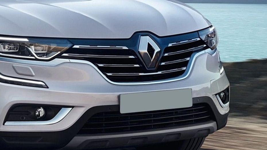 Renault Koleos (2019) Exterior 008