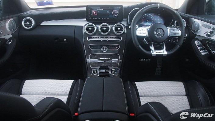 2019 Mercedes-Benz AMG C-Class AMG C63 Interior 001