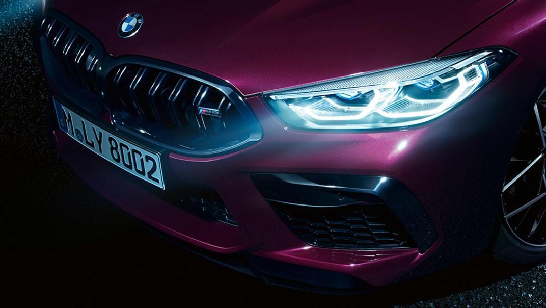 2020 BMW M850i xDrive Gran Coupe Exterior 021