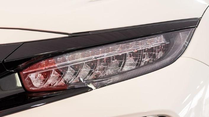 Honda Civic Type R (2018) Exterior 010