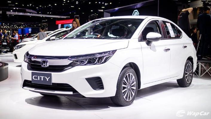 2020 Honda City Upcoming version Exterior 001