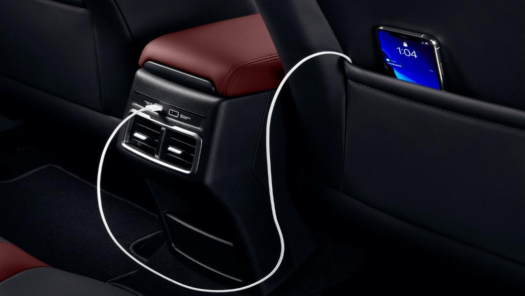 2020 Proton X50 1.5T  Flagship Interior 134