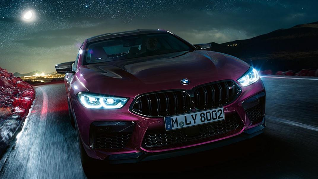 2020 BMW M850i xDrive Gran Coupe Exterior 012