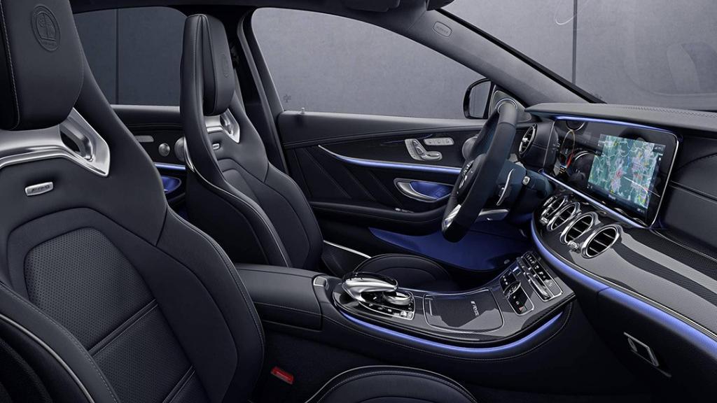 Mercedes-Benz AMG E-Class (2019) Interior 012