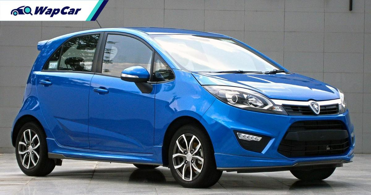 Used Proton Iriz for RM 24k. In the market for a used one? Here are some tips 01