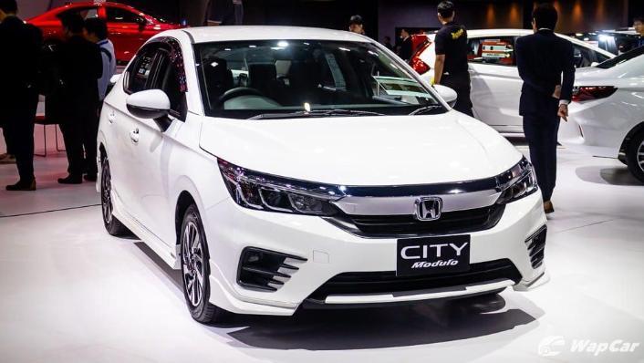 2020 Honda City Upcoming version Exterior 003