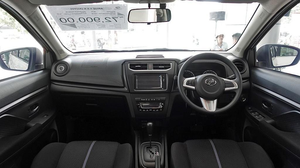 2019 Perodua Aruz 1.5 X Interior 001