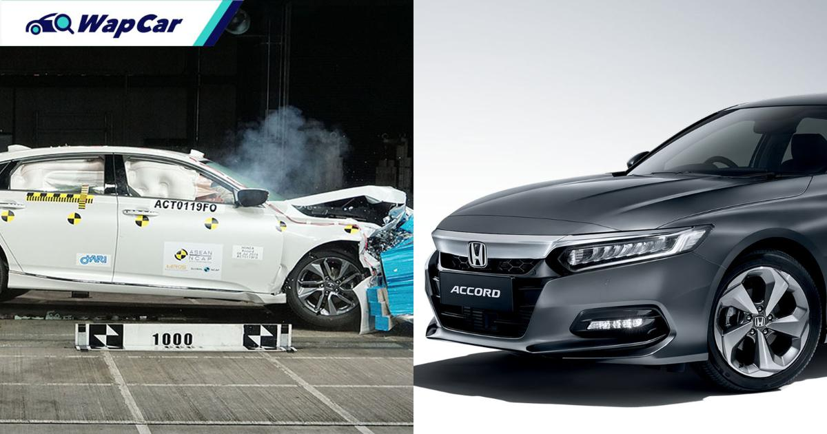 Honda Accord is ASEAN NCAP's overall safest car for 2019-2020, almost perfect score 01