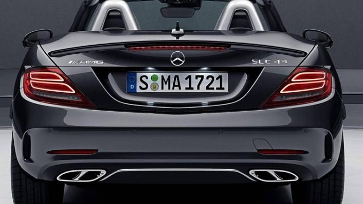 2018 Mercedes-Benz SLC AMG AMG SLC 43 Exterior 006