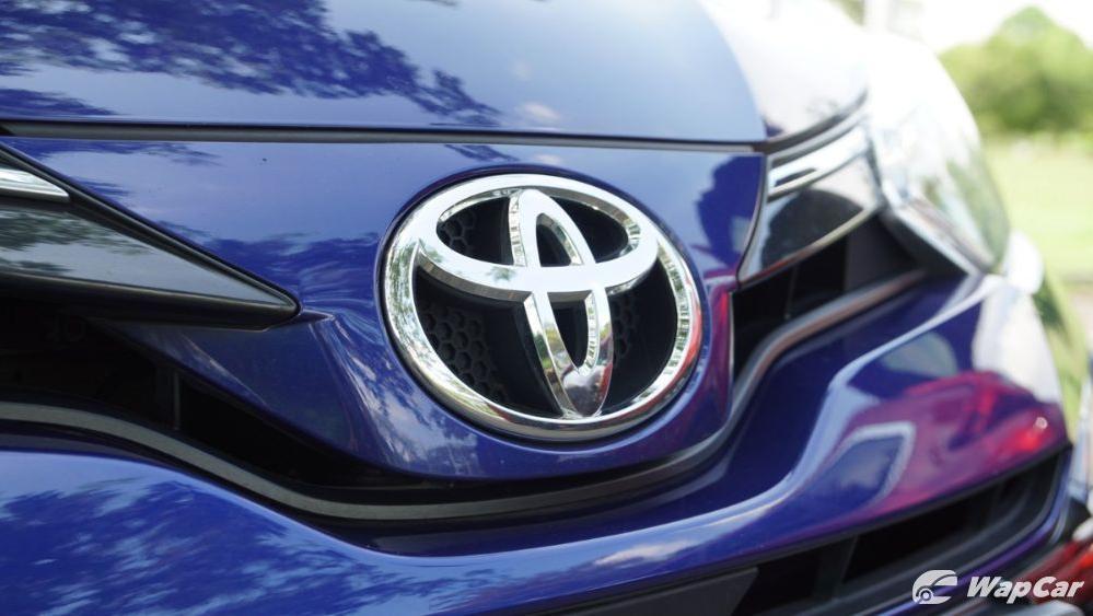 2019 Toyota Vios 1.5G Exterior 078
