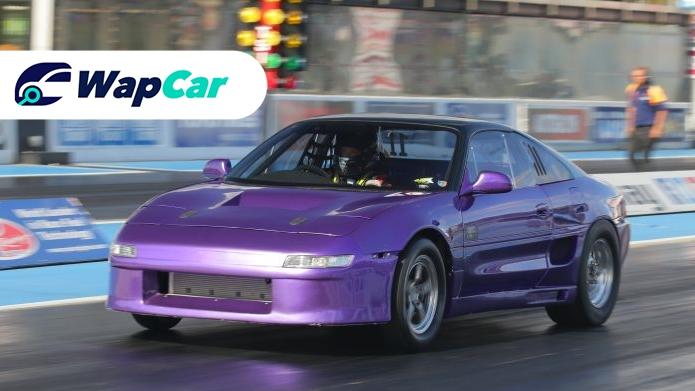 Freke-ishly Fast: a look at the world's fastest Toyota MR2 01