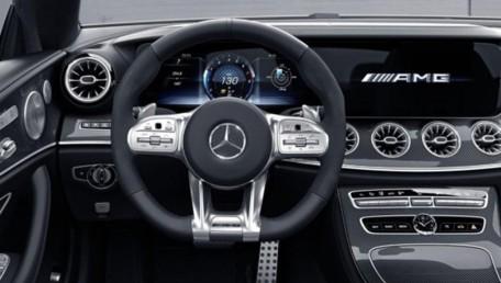 Mercedes-Benz AMG E-Class Coupe