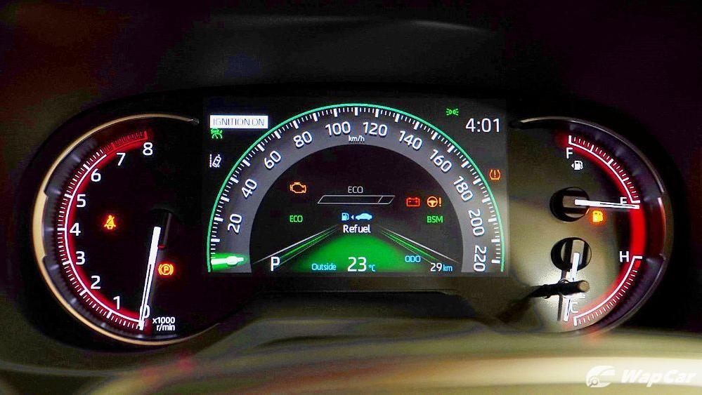 2020 Toyota RAV4 2.5L Interior 051