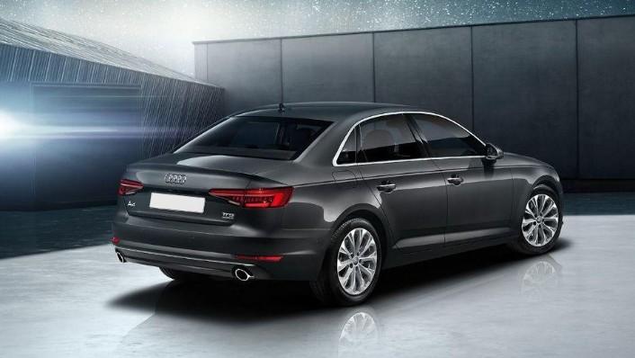 Audi A4 (2019) Exterior 004
