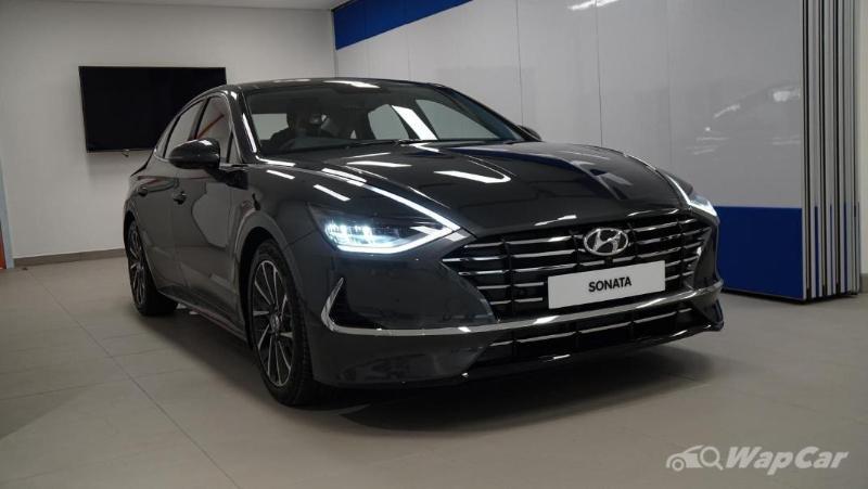 Slow Hyundai Sonata sales causes halt in production at Korean plant 02