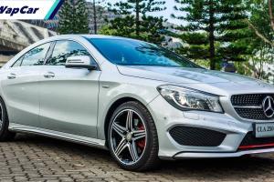Mercedes-Benz CLA terpakai – serendah RM 105k, tetapi apa masalahnya?