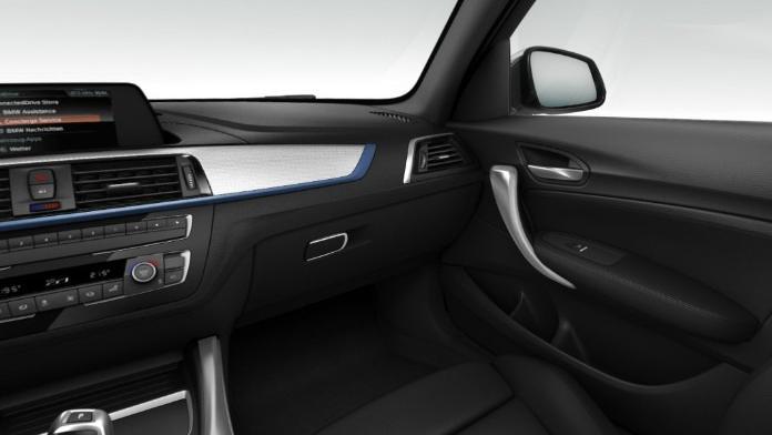 BMW 1 Series (2019) Interior 006